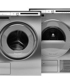 ASKO W4086C.S/2 + ASKO T408HD.S - Wasmachinedeal - laagste prijs