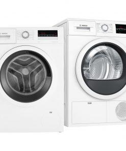 Bosch WAN28275NL + Bosch WTG846C0NL - Wasmachinedeal - laagste prijs