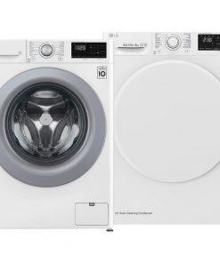 LG FH4J5TN8E Direct Drive + LG RC80U2AV0Q - Wasmachinedeal - laagste prijs