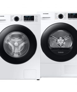 Samsung WW80TA049AE EcoBubble + Samsung DV80TA220AE - Wasmachinedeal - laagste prijs