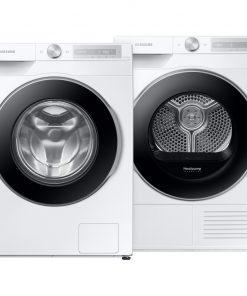 Samsung WW90T636ALH + Samsung DV90T6240LH - Wasmachinedeal - laagste prijs