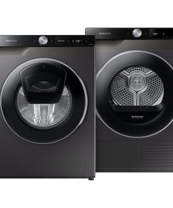 Samsung WW80T654ALX AddWash + Samsung DV80T6220LX - Wasmachinedeal - laagste prijs